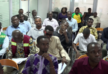 A section of shippers and clearing agents at the meeting