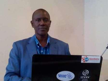 Mr Eric Akumiah