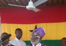 Prophet Moknajeeba Fiifi Jehu-Appiah, Akaboha IV, General Head of the Musama Disco Christo Church