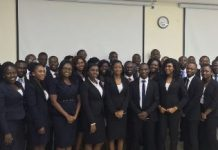 The 2016 Group of Executive Trainees