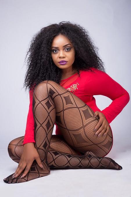 Actress Gifty Asante
