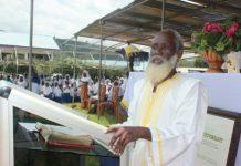 Apostle Kadmiel Agbalenyoh