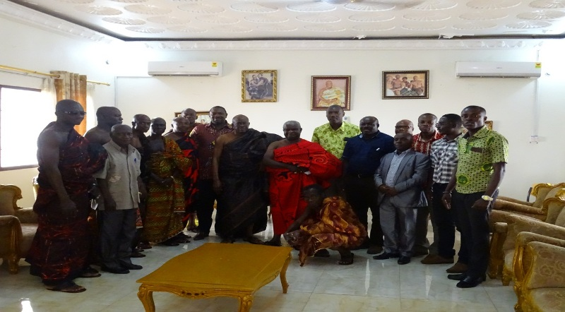Sefwi: SNV strengthens ties between cocoa farmers and traditional council