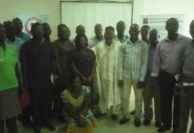 Stakeholders at the forum