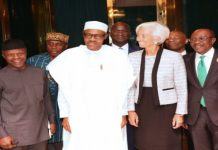 Nigeria and IMF