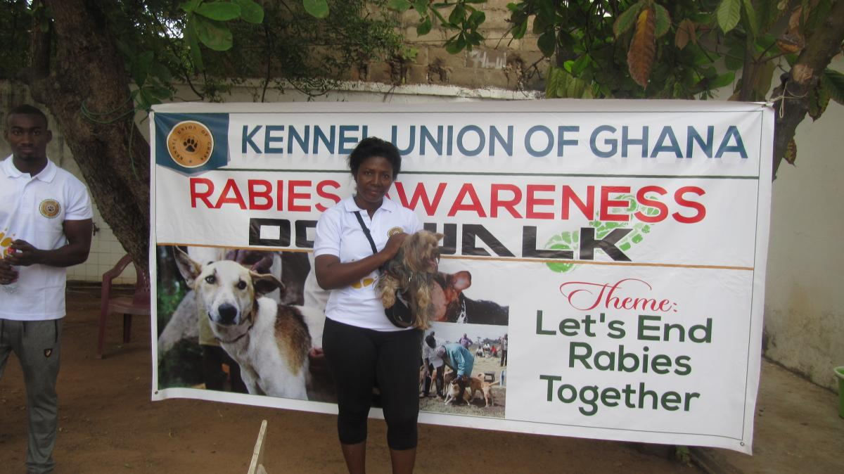 Ghana health scare: Rabies claims lives of children