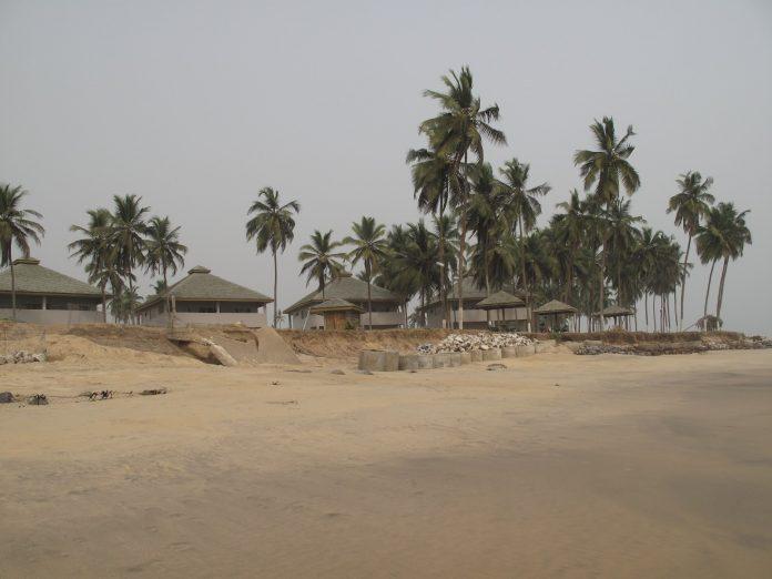 Sand Winning