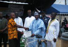 Awutu-Senya East honours farmers