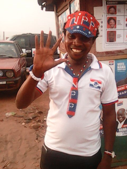 Kaakyire to launch song to support NPP polling agents