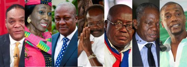 Ghanaian presidential candidates urged to sign peace accord | News Ghana