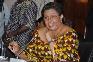 Hannah Tetteh Unhappy With NPP Demonisation of NDC Gov't