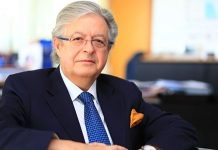 Jean-Jacques de Dardel, Swiss Ambassador to China. Photo: Courtesy of the Switzerland Embassy in China