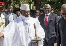 Gambia, Yayha Jammeh