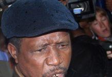 Lungu Zambia President