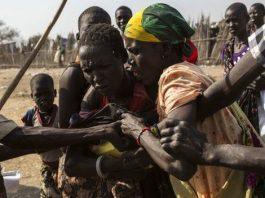 South Sudan War