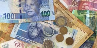 South africa Currency Rands