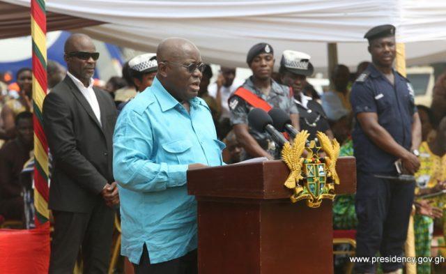 President Nana Addo Paints Gloomy Picture Of Ghana's Economy