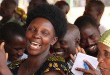 Burundian women