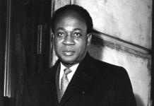 Dr. Kwame Nkrumah