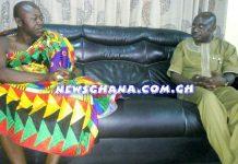 NANA Adusei Atwenewaa Ampem I, Tepamanhene, and Simon Osei-Mensah