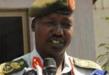 Lt. Gen. Thomas Cirillo Swaka