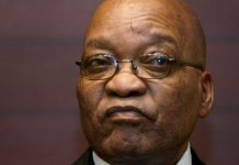 ZumaFormer South African president Jacob Zuma