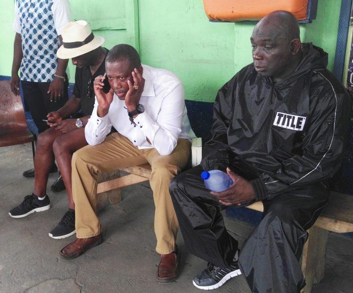 Coach Asante