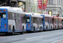Sydney bus drivers strike