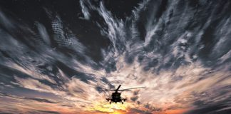 light helicopter