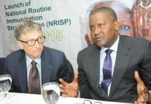 Dangote and Gates