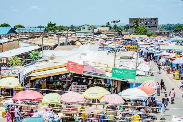 Ho market