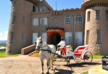 A royal weekend at the Tafaria Castle – Nyeri
