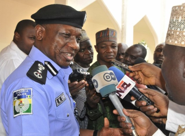 police IGP interview