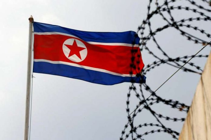 North Korea has detained an American man identified as Kim Sang Dok on charges of attempting to subvert the country.PHOTO: REUTERS