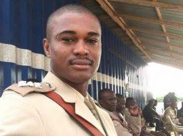 Maxwell Mahama