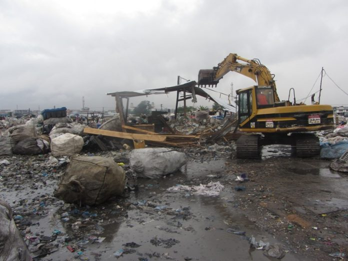 Demolition AMA