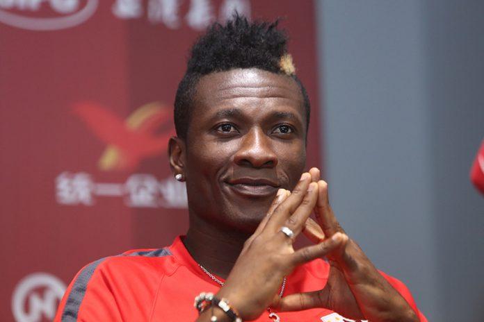 Black Stars, Asamoah Gyan,