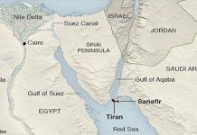 Saudi-Israeli Military Cooperation on the Island of Tiran: Revealed