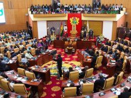 Ghana Parliament-