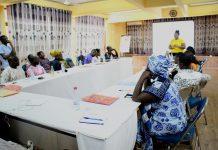 Health Journalists Training