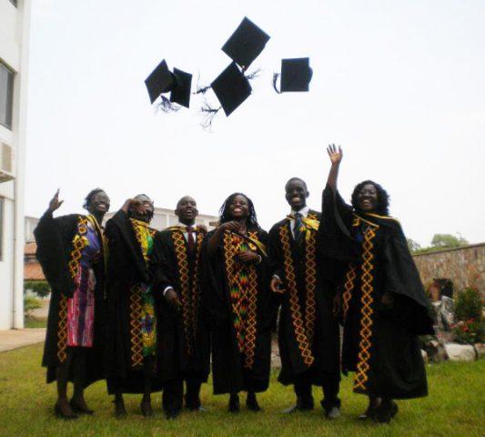 UNIVERSITY OF GHANA LEGON GRADUATION LIST