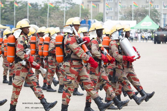 ghana fire service