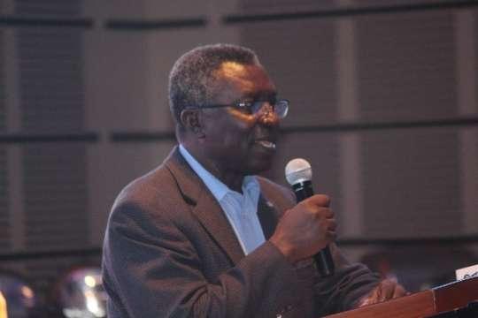 Professor Kwabena Frimpong-Boateng