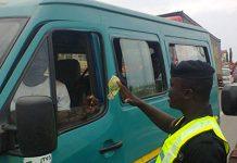 Extortion ghana police