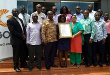 GOIL GROUP CEO AND MANAGEMENT MEMBERS Receives Latest ISO Certificate