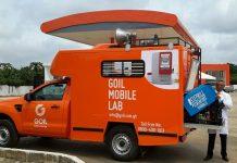 GOIL Mobile Laboratory - Quality Fuels Assured