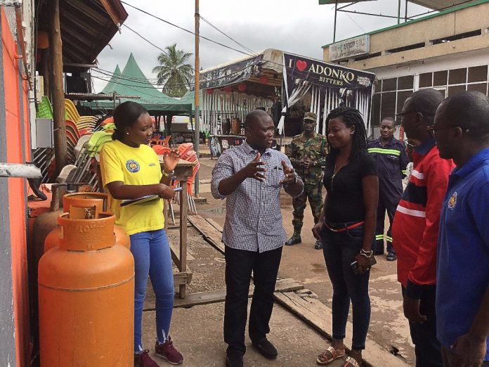 Nationwide LPG Safety Campaign