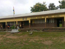 Oduman Asuaba M/A Basic School classroom block