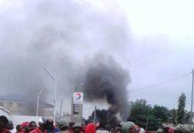 Politics Togo Protest