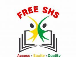 Free SHS logo